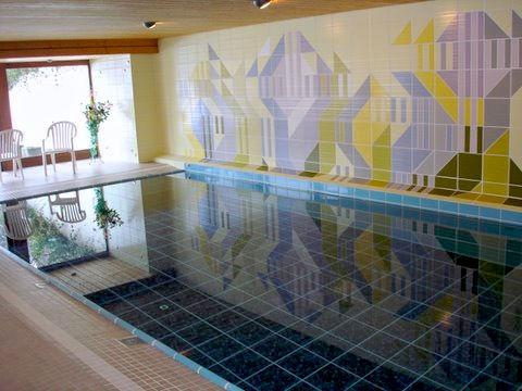 Hallenbad Haus Am Glaserberg Ferienwohnungen Todtmoos Glashütte